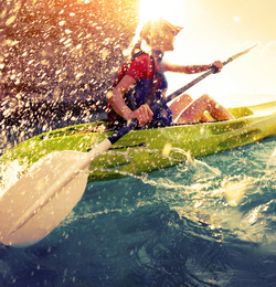 Kayak and SUP sunset tours - Ocean City